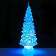 2015 New High Quality Flashing Plastic LED Ice Cubes