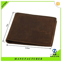 Dubai hand made men wallet genuine leather clutch bag