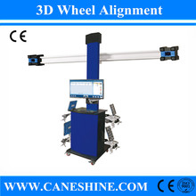 Hot Sale High Quality Caneshine Brand New CE&ISO Certification Factory Price 3D Car Wheel Alignment(Fixed Version) CS-4065