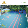 kindergarten outdoor playground flooring