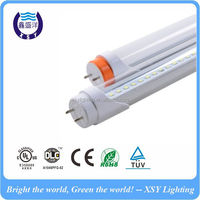 led T8 tube light SMD 2835 5 years warranty 22W T8 120lm/w led T8 tube light