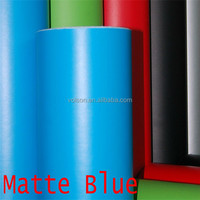 wholesale Matt Light Blue Color Change Car Body Wrap Vinyl Film for Decoration