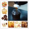 HXY-5SP Edible GMO Free transparent fluid soya lecithin liquid manufactures