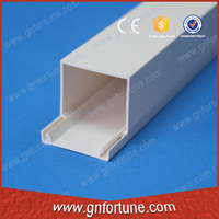 PVC square electrical conduit, cable duct price