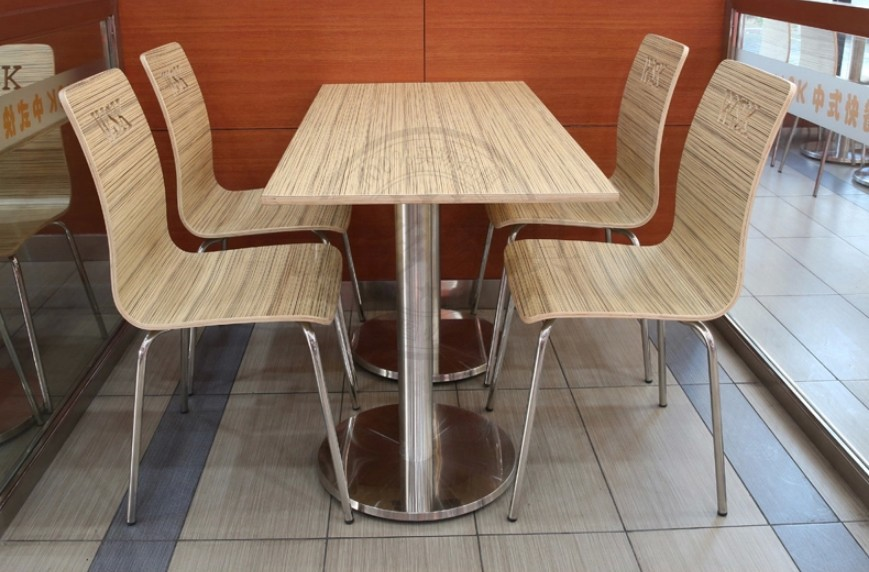 Low Cost Sale Fast Food Dining Room Bent Plywood Chair Buy Bent Plywood Cha