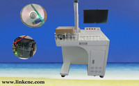 Homemade LXCO2-100W laser marking machine/companies looking for agents
