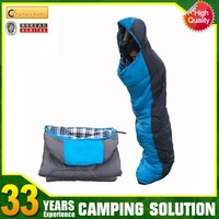 Cheap Warm Pink Adult Sheepskin Sleep Bag