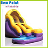 China kids PVC inflatale used water slide for sale