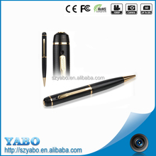 HD 720p photo camera pen with high quality