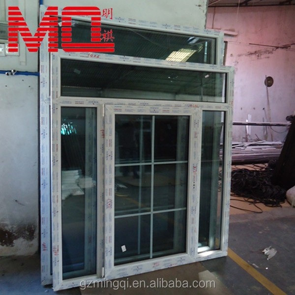 high quality pvc/upvc window and door for house