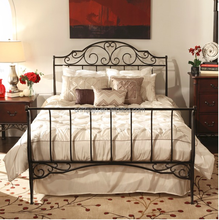 Popular Sturdy Metal Sleigh Bed/New Design Double Bed/Metal Double Bunk Bed
