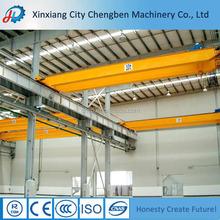 China Price Single Beam Low Headroom Overhead Crane