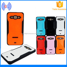 China Suppier Factory Price Low MOQ phone case for huawei g610 Dual Layer Protect