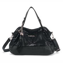 2014 moda bolsa de couro genuíno das senhoras