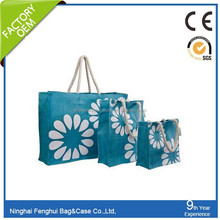 Promotional hot sale woman cotton bag tote bag at perfect price