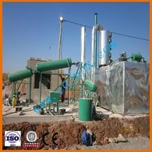 JNC Petroleum Refinery Plant For Sale Capacity 30 tons