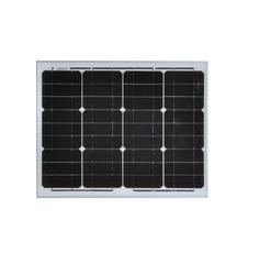 Tempered Glass 30W Solar Panel 12V Module