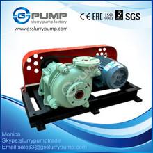 Single Stage single Suction slurry pump for metallurgy.coal petroleum