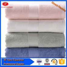 2016 fashion cheaper bath towels in stock for promotion