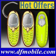 Popular 0.66inch Dual Sim GSM Mini Bluetooth Mobile Phone X5