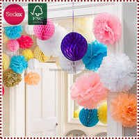 Handmade Paper Decorations Wedding Party Supplies