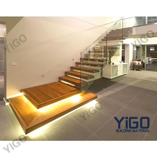 Drijvende trappen glazen trap drijvend bouwen trap trappen product id 60129414584 - Houten trapontwerp ...