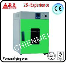 Alta precisión liquid crystal display laboratorio de circulación de aire caliente eléctrica de vacío horno