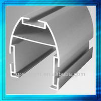 aluminium extrusion end cap