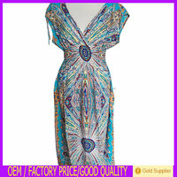 London Fashion Stylish moroccan Kaftans muslim clothing made in China KF2-016