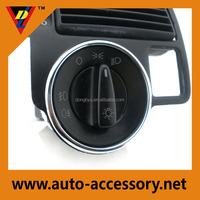 Custom car interior accessories light switch cover for golf 2001