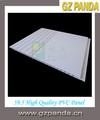 PVC de yeso del techo de la decoración interior