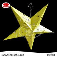optional point hanging decorative stars indoor wholesale