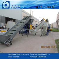PP woven bags/jumbo bags recycling line