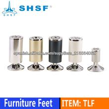 pata de aleación de zinc para sofá TLF