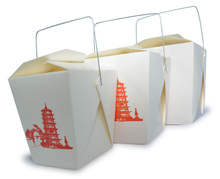 Restaurant Take Away food Box