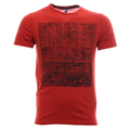 american estilo tendencia camisetas de diseño de patrón