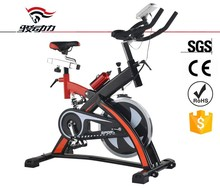 Magnetic Home Trainer, Dynamic Exercise Bike, Portable Spin Bike
