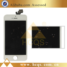Cheap lcd complete for iPhone 5 with digitizer for iPhone 5 complete and lcd assembled