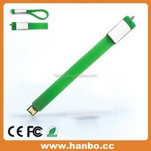 Free logo printing PVC 4gb usb flash pen drives supplier