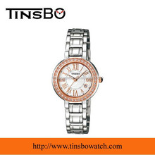 new times quartz stylish lady gift set promotional wrist watch