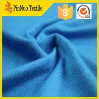 good quality terry rayon jersey fabric with spandex greige jersey fabric