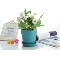 Garden Round plastic wire flower pot holder