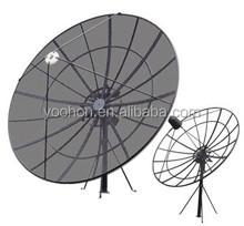 Mesh Dish Antenna YH450M, satellite TV receiver