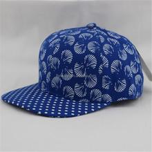 6 panels baseball cap wholesale leisure hats