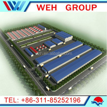 china factory steel structure/china manufacturer steel structure building