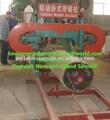 serra de madeira máquina de corte portátil serra de fita para venda