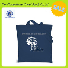 custom standard size foldable cotton material blank canvas tote bag for shopping promotion