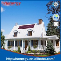 Hanergy 2kw household bases for solar panel also cable home system suppliers