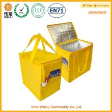 2015 Hot Sale Polyester Insulated Lunch Cooler Bag