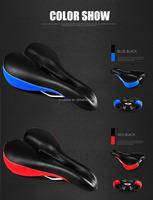 Cycling racing men's bike saddle silicon bicycle saddle